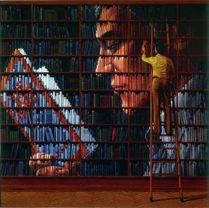 Calvo: El canon sobre libros en bibliotecas públicas no repercutirá en usuarios.
