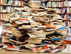 Instituciones y los libros que no se venden