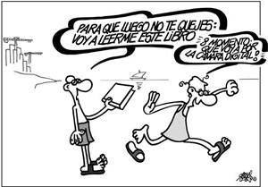 El 44% de los españoles mayores de 14 años reconoce que no lee libros