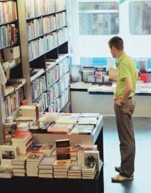 Librerías en franquicia, el negocio de la lectura