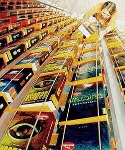 La venta de libros ha descendido en España un 10% en los últimos cinco años