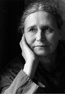 Doris Lessing gana el Nobel de Literatura
