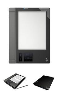 E-Reader, un lector de e-books...tinta electronica