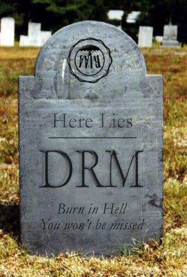 Y en 2007 murió el DRM…