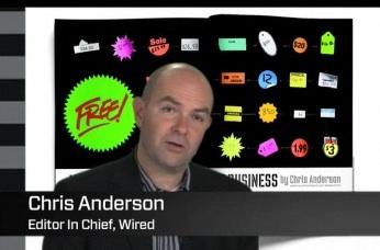 Chris Anderson define el futuro de la red: la economía de lo gratuito