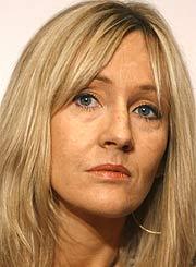 J.K.Rowling declara contra un libro no oficial de Harry Potter