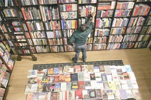 """""""Precio único acabaría con depredación de librerías en México"""""""