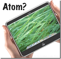 Latest  Apple tablet rumor: 12-13 inch display—and due in September-October