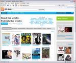 Issuu, plataforma gratuita para la edición digital