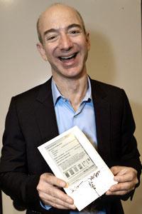 Amazon Abebooks y Kindle