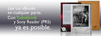 Sony posiciona su Reader en Europa