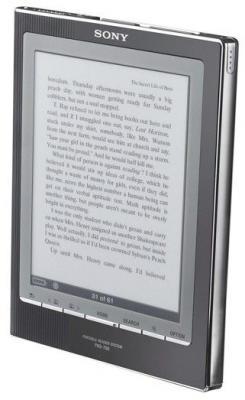 Nuevo Sony PRS-700, lector de E-Book con pantalla de 6″ táctil