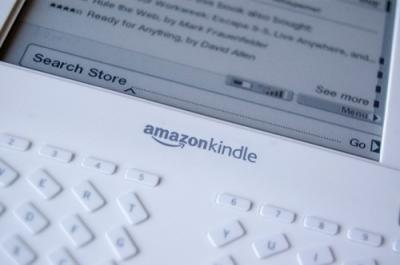 Kindle vs. Sony Reader : The E-Reader War has begun