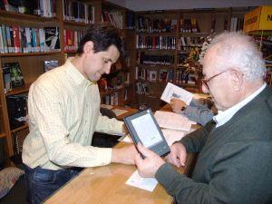 El libro electrónico llega a las bibliotecas extremeñas
