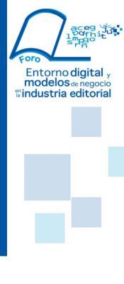 CANIEM, FORO: ENTORNO DIGITAL Y MODELOS DE NEGOCIO EN LA INDUSTRIA EDITORIAL