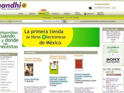 El Ebook llega a México y se presentará en la FIL 2008