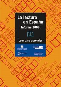 La lectura en España. Informe 2008