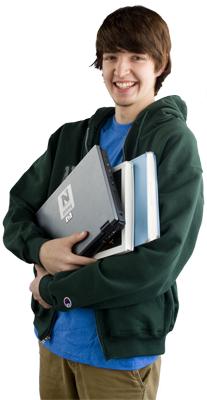 La Universidad estatal de Missouri sustituye los libros de papel por libros digitales para ordenadores portátiles