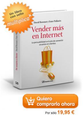 Vender más en Internet de David Boronat y Ester Pallarès