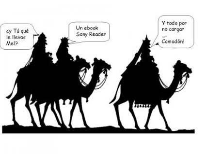 Pedro de Andrés: el eBook será el EL REY de las próximas Navidades