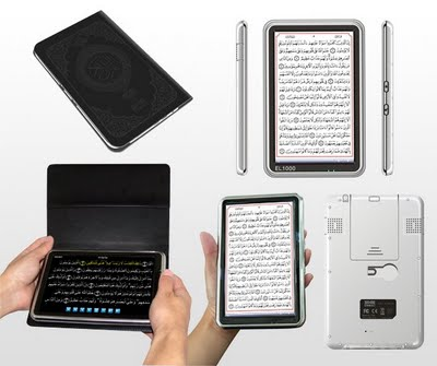 E-Alim EL1000 . eBook Reader Árabe