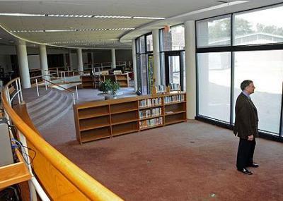 Biblioteca sin libros