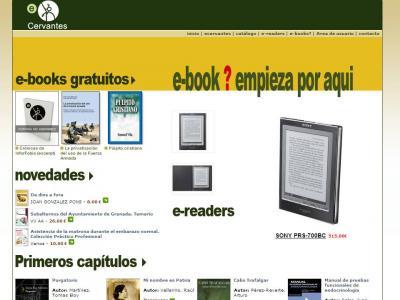 eCervantes Nueva Librería eBook